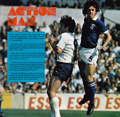 Ipswich Town vs Sunderland - 1976 - Page 19 (The Sky Strikers) Tags: ipswich town sunderland portman road football league division one official match day magazine 15p