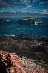 Iceland 2016 - Vestmann Islands (cesbai1) Tags: iceland islande islanda islandia is summer vestmann vestmannaeyjar bjarnarey volcanoes eyjafjallajkull eldfell