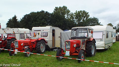 Tractors (peterolthof) Tags: neurhede 1011092016 peter olthof peterolthof