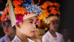 indonesia - bali (peo pea) Tags: seminyak bali indonesia cerimony cerimonia ballerine dancer reportage colors