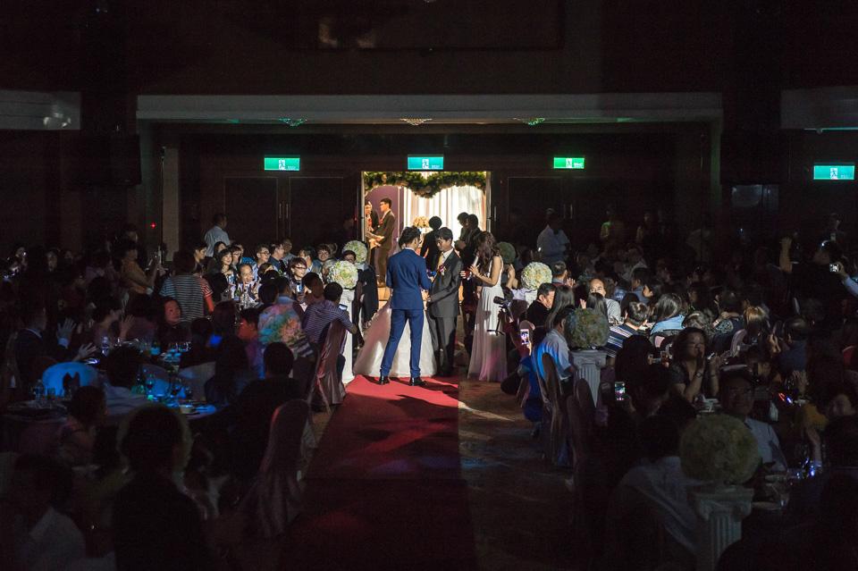 台南婚攝 桂田酒店 婚禮紀錄 G & S 120