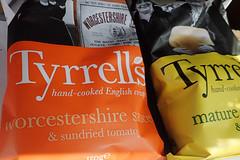 e worcestshire chips (Simon -n- Kathy) Tags: keswick england lakedistrict lakelands hike rain walk castlerigg