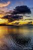 Clouds' Rippled Reflections (orgazmo) Tags: leica clouds landscapes seascapes sunsets guam x1 100commentgroup bestcapturesaoi elitegalleryaoi