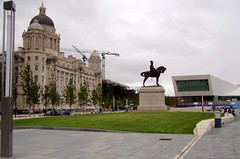 Museum of Liverpool July 2009 (DizDiz) Tags: uk england liverpool merseyside olympusc720uz