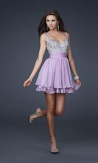 evening dress & dress