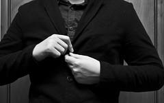 239/365- Suit Up. (PHUGO13) Tags: photography nikon selfportraits s suit pete 365 hugo d90