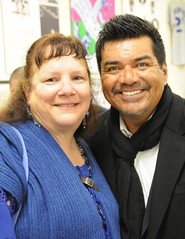 George Lopez And Cindy - 8416208436_7518f51933_m