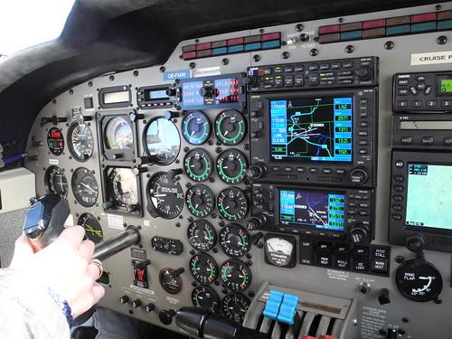 Cockpit Seneca V