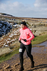 Tigger Tor 2013 (Paul Foot) Tags: bridge race run upper tigger tor ac fell burbage totley 2013 burbidge