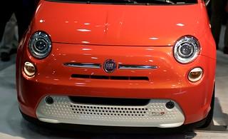 2013 Washington Auto Show - Upper Concourse - Fiat 6 by Judson Weinsheimer