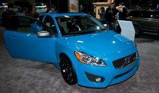 2013 Washington Auto Show - Lower Concourse - Volvo 10 by Judson Weinsheimer
