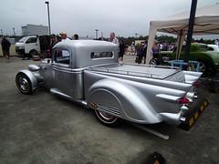 Ford V8 pickup hot rod