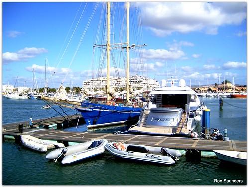 portugal marina boat harbour yacht sail pontoon vilamoura dinghy