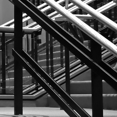 Symphony Hall abstract (kevin dooley) Tags: arizona blackandwhite bw abstract phoenix lines downtown sony angles az symphony phx diagonals valleyofthesun rx100 phoenixsymphony sonyrx100