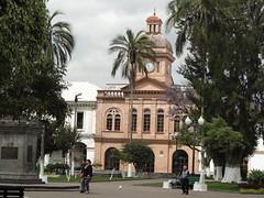 Antiguo Torreón - Ibarra - Ecuador