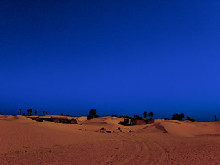 désert...