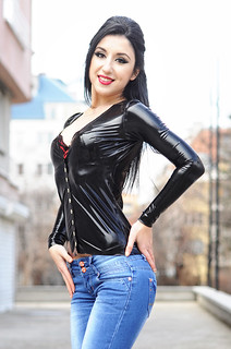 casual latex