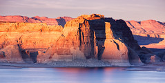 Wahweap Bay, Lake Powell (Ryan C Wright) Tags: winter arizona usa lake nature landscape photography december lakepowell 2012 glencanyon recreationarea wahweapmarina stocknaturephotography