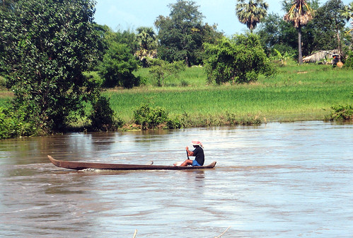 Community Fishery Refuges, Battambang, Cambodia. Photo by Alan Brooks, 2011.