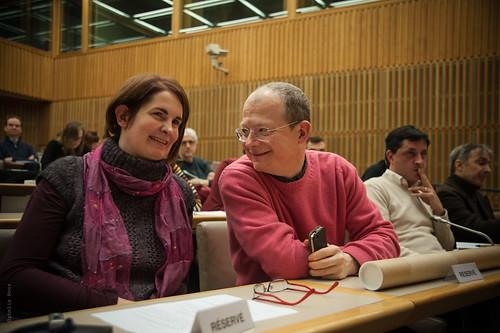 """Emmanuelle Roux et Laurent Ricard (Fac Lab UCP) - Séminaire """"Quelles nouvelles politiques pour les Espaces publics numériques (EPN) ?"""""""