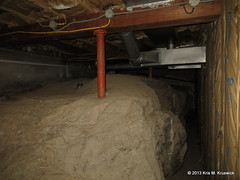 Crawl Space Ledge Before_2 (kmkruswick) Tags: basmentencapsulation basmentsystems
