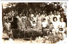 Mostly 1st generation members (Fellowship Baptist Church - Bacolod) Tags: old pics copy glorias