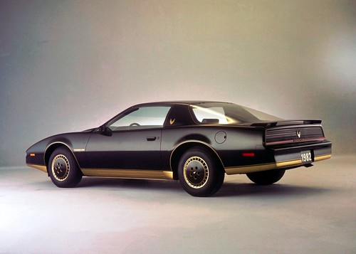 Pontiac Trans Am Firebird 1982