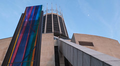 Metropolitan Cathedral of Christ the King (Brian Negus) Tags: england liverpool cathedral unitedkingdom stainedglass romancatholic merseyside metropolitancathedral blindphotographers