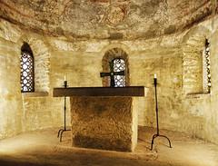 Parc de Vallparads (C.Pujol) Tags: santa de arte maria iglesia altar romanico terrassa