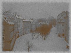 Praga (Ms. Briongos) Tags: winter white snow cold blanco frozen prague nieve praha praga invierno blanc helado frio neu hivern