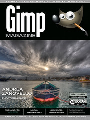 my article in GIMP Magazine! (Ian Muttoo) Tags: 3 three issue gimpmagazine gimpmagazine3cover