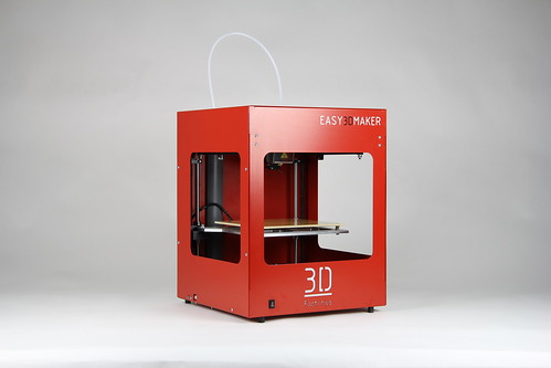 3Dfactories - EASY3DMAKER- 3D printer v03