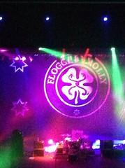 Flogging Molly in the lights (IrishKelsey) Tags: seattle ireland music irish punk theater theatre molly flogging paramount