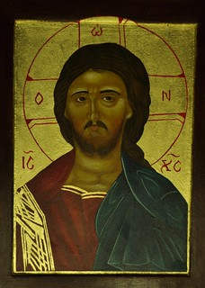 From http://www.flickr.com/photos/31801622@N07/8560220383/: Icon Jesus Christ