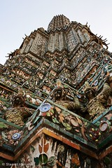 Wat Arun #1, Bangkok (Washi88) Tags: sunset thailand temple nikon bangkok sigma watarun d800 c1 2013 captureone nikonfxshowcase sigma35mmf14dghsmart
