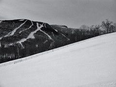 Day 25 '12-'13 Season (conwayeast) Tags: winter mountain stowe vt mout manafield uploaded:by=flickrmobile flickriosapp:filter=nofilter