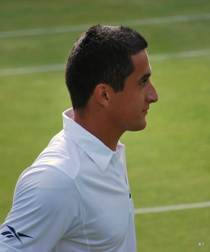 Nicolas Almagro - Almagro profile