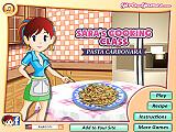 莎拉的烹飪班:培根蛋麵(Pasta Carbonara: Sara's Cooking Class)