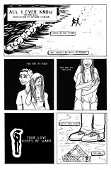 All I ever know pg.1 (autumnSORMAN) Tags: music art ink hall comic drawing trevor minicomic