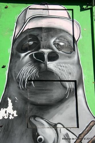 Proud Seal