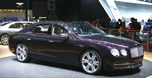 Bentley Flyingspur