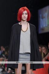 LMFF 2013 - R6 Cosmo - bul (Naomi Rahim (thanks for 5 million visits)) Tags: black fashion female cosmopolitan model australia melbourne cape docklands runway aw fashionweek bul 2013 lmff lorealmelbournefashionfestival redwigs runway6 aw13 naomirahim