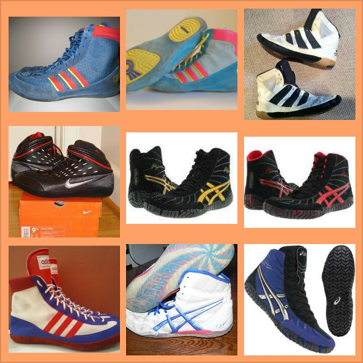 Adidas Kendall Cross Wrestling Shoes