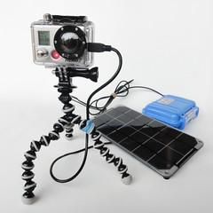 GoPro pollination camera