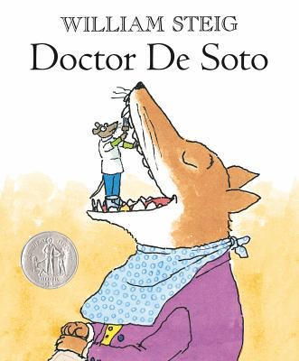 Doctor De Soto, a mouse dentist, copes with the toothaches of various animals except those who have a taste for mice, until the day a fox comes to him in great pain.