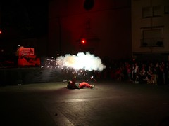 Fireworks , Diables (26) (calafellvalo) Tags: noche fireworks calafell fuegosartificiales nit plvora traca diables masclet calafellvalo castelldefoc diablesdecalafell guaitels festamajordecalafell diablesfireworksfuegosartificialescalafellcalafellvalo