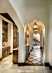 Almera gallery into foyer (The Sater Group, Inc.) Tags: almera hall foyer