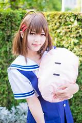 Model:岡崎さん (kanon_7) Tags: cosplay comicmarket comiket comicmarket90 comike c90 コミックマーケット コミックマーケット90 コミケ コスプレ