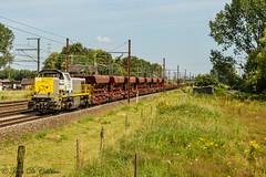 Tuc Rail  HLR 7795  Duffel (Tren di Cdrico) Tags: l27 duffel tucrail hlr 7795 cargo rechtstraat train trein nmbs sncb