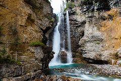 Upper Johnston Falls (Michael Torii) Tags: waterfall johnston canyon upperjohnstonfalls water canada banff banffnationalpark nationalpark